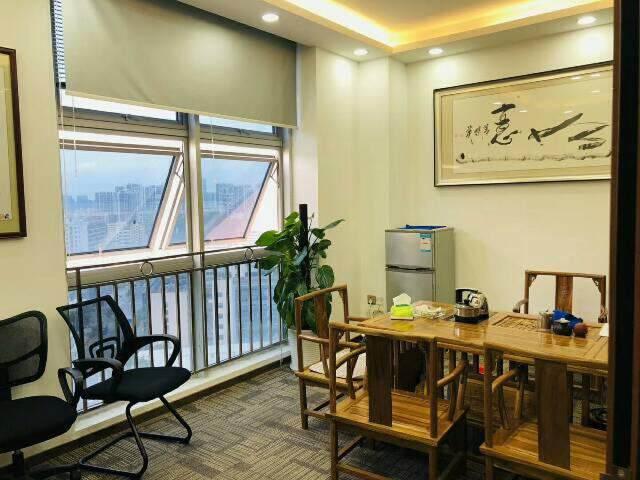 福永精装小户型办公室可注册可办租赁红本可供小面积客户创业图片8