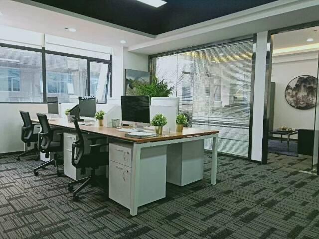 福永地铁口亿库高薪研发创意园精装办公室1500平方