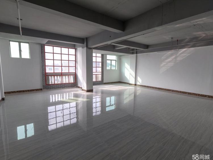 500平精装修带玻璃隔间,配免费办公家具
