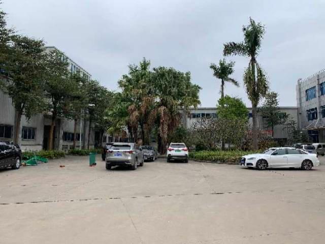 横岗荷坳地铁站口15米钢构招租可分租-图2