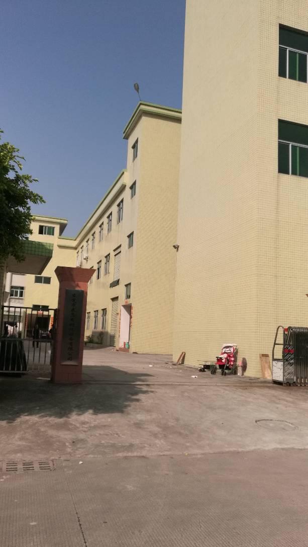 茶山镇卢屋独院标准2700平方厂房招租