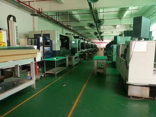 东莞虎门村委厂房出租带豪华装修,整层3000平米,可办环评