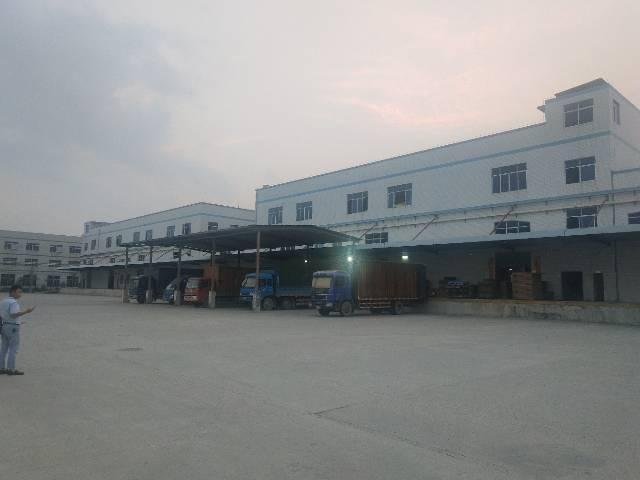 惠城区水口镇带卸货平台一楼厂房7000平米出租