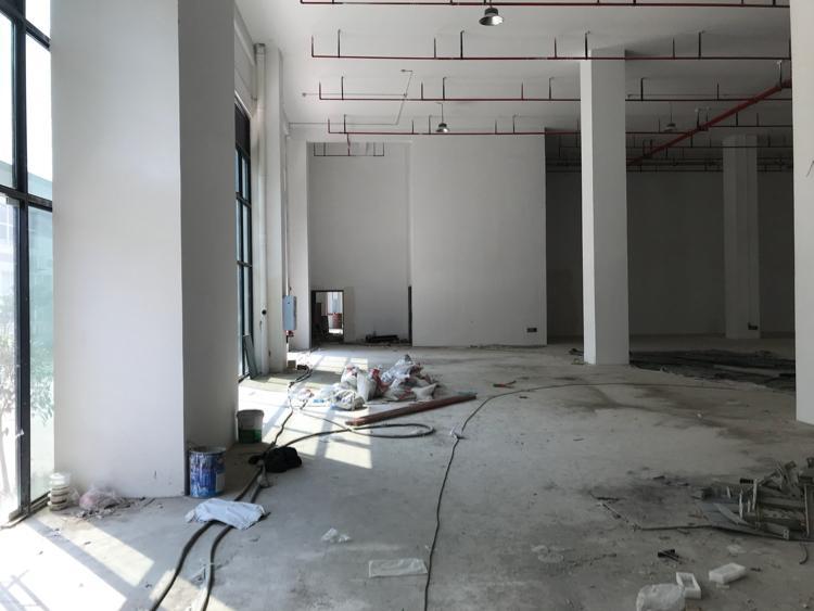 茶园新区多层钢结构厂房出租