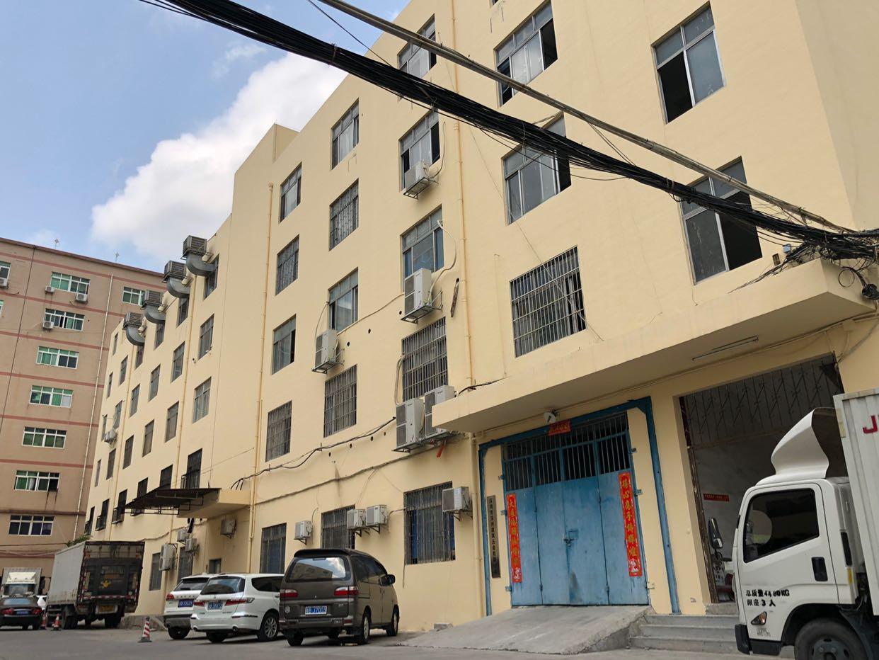 西丽阳光工业区楼上1680平精装修厂房出租