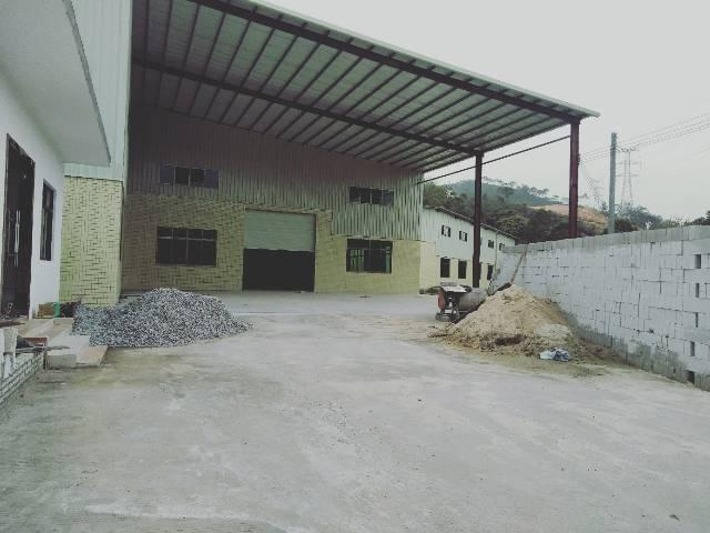 惠州市博罗县新出独门独院钢构厂房出租3800-图2