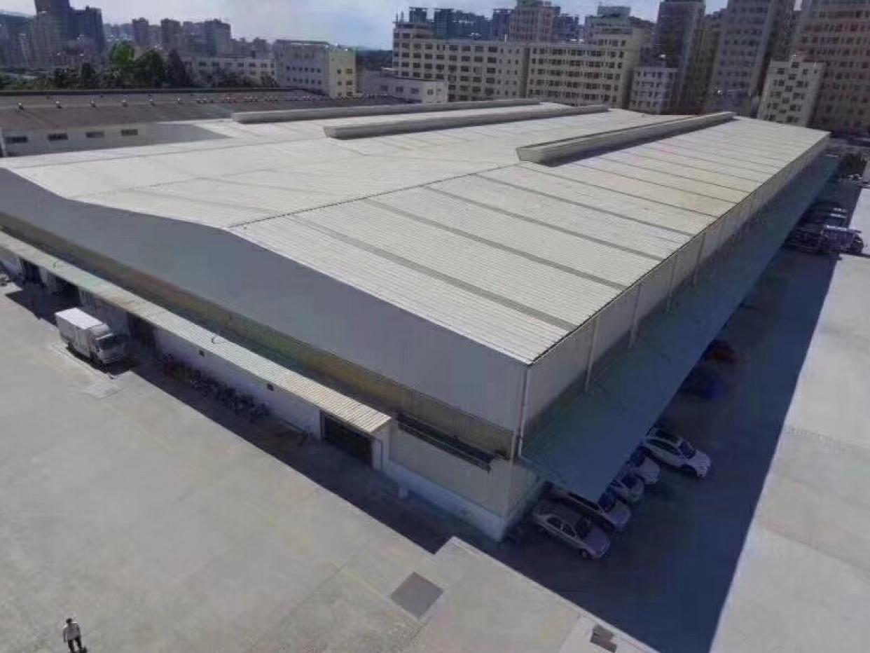 布吉丹竹头地铁站附近原房东单一层11米高5000平方可以分租