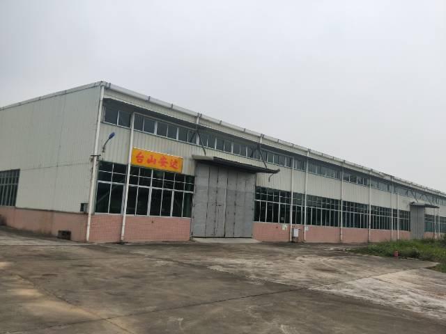 10年回本!诚意出售!南沙自贸区国有证可做重工业厂房