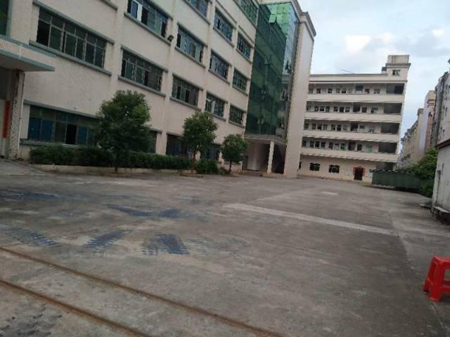惠州城区形象非常漂亮的一楼分租2000平方标准厂房