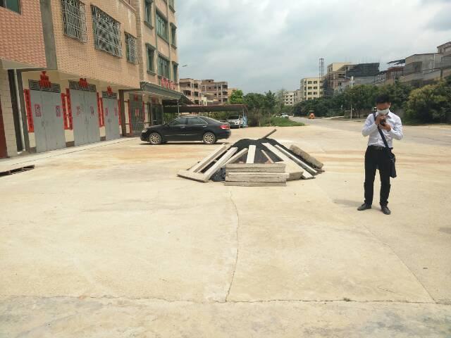惠州市惠城区独栋厂房,有三相电,空地面积大,适合小加工厂
