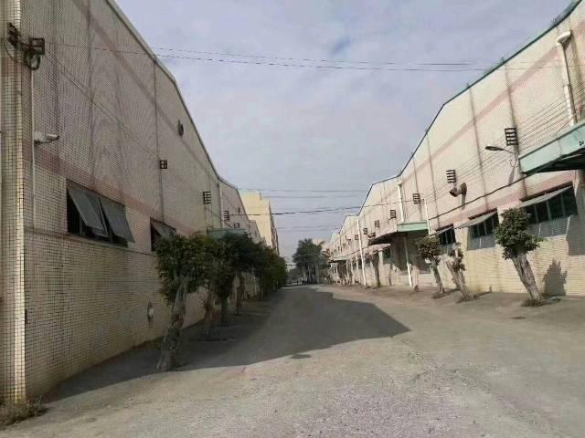 洪梅镇7000平米单一层独院钢构厂房出租