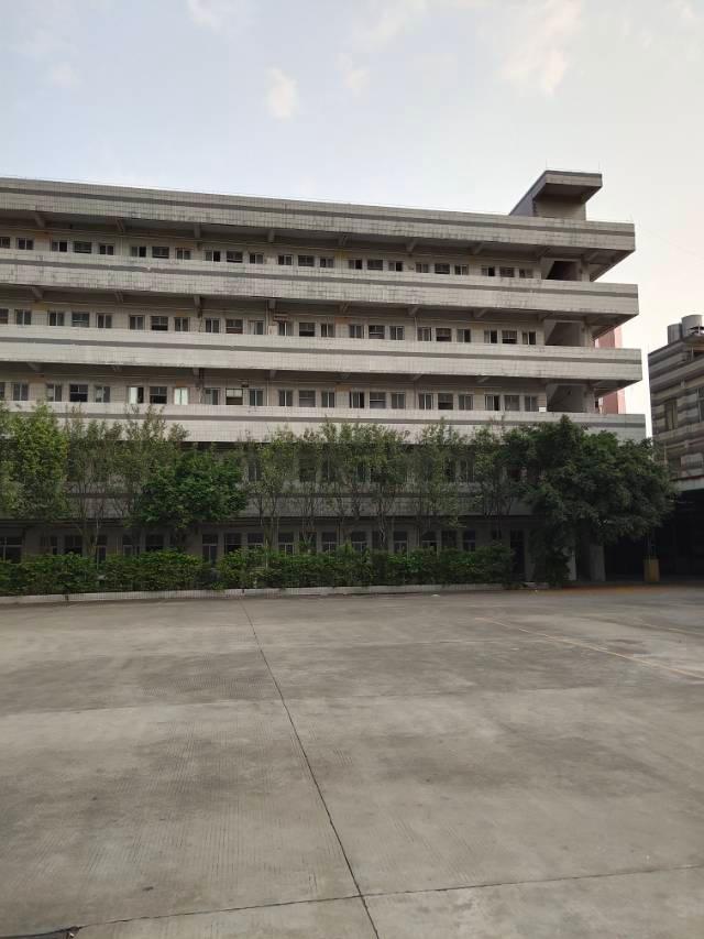 独门独院花园式厂房,原房东,标准厂房,现场办公室