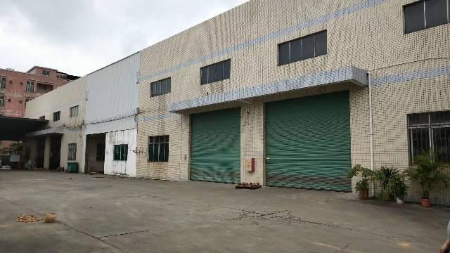 道滘带行车厂房出租,工业用电有消防合格证,行业不限,可以办。