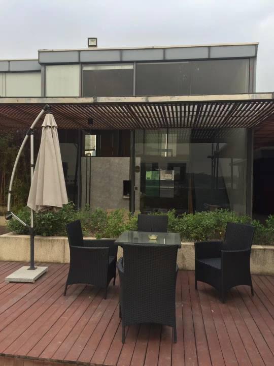 花果山地铁口精装修花园式400平方写字楼招租