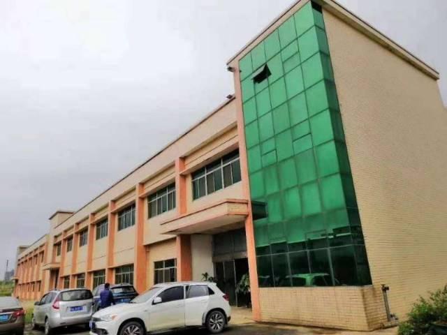 园洲标准厂房2层独门独院面积6080