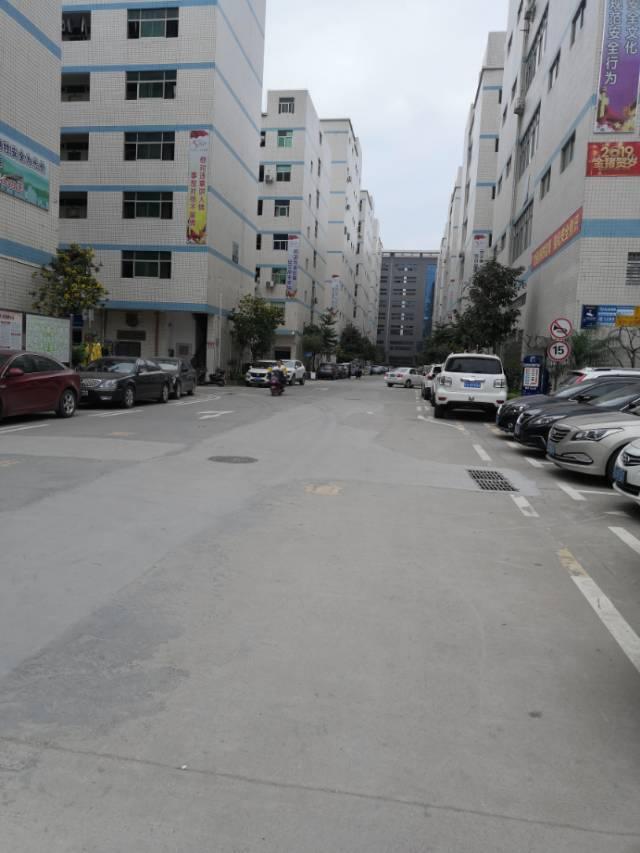 福永塘尾大型工业园楼上740㎡无尘车间出租