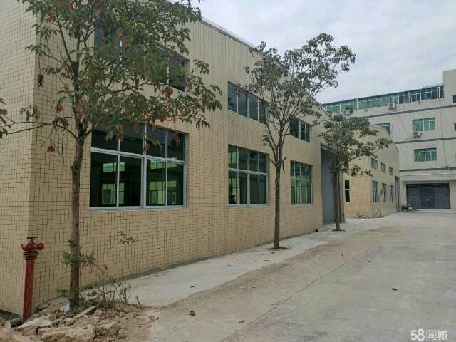 惠州原房东7米砖墙到顶适合五金喷涂厂房