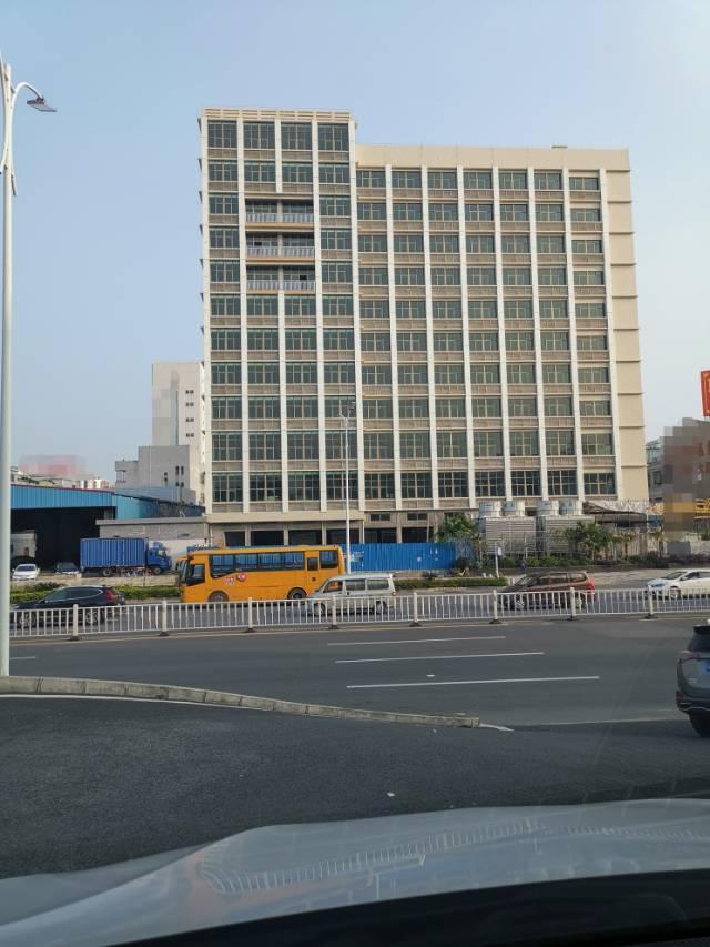 石碣全新酒店,写字楼出租,11层11000方