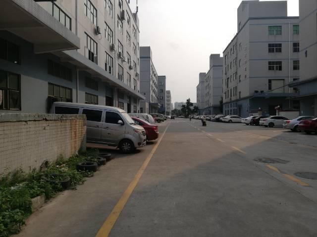 公明楼上1500平米精装修厂房出租可500平米分租