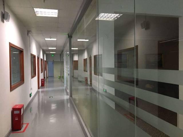 福永塘尾大型园区楼上整层3500平方-图5