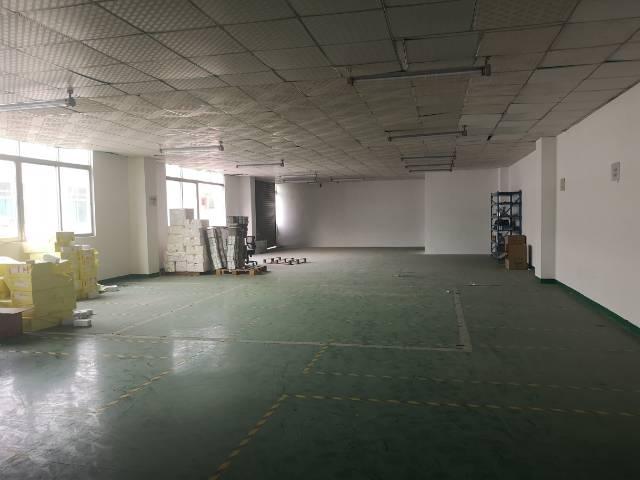 龙华楼上1000㎡带精装修厂房出租-图2