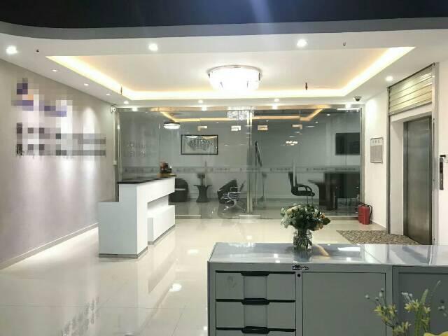 福永高新区集办公研发组装,大型工业园区楼上760㎡厂房