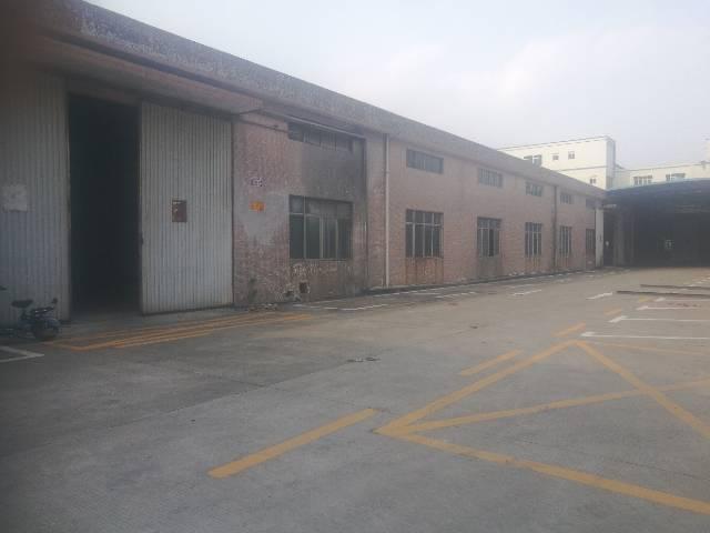 成熟工业园400㎡单一层厂房仓库出租