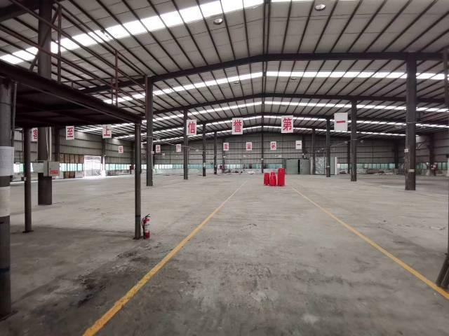 宝安燕罗街道标准滴水7米高钢构厂房2栋带行车