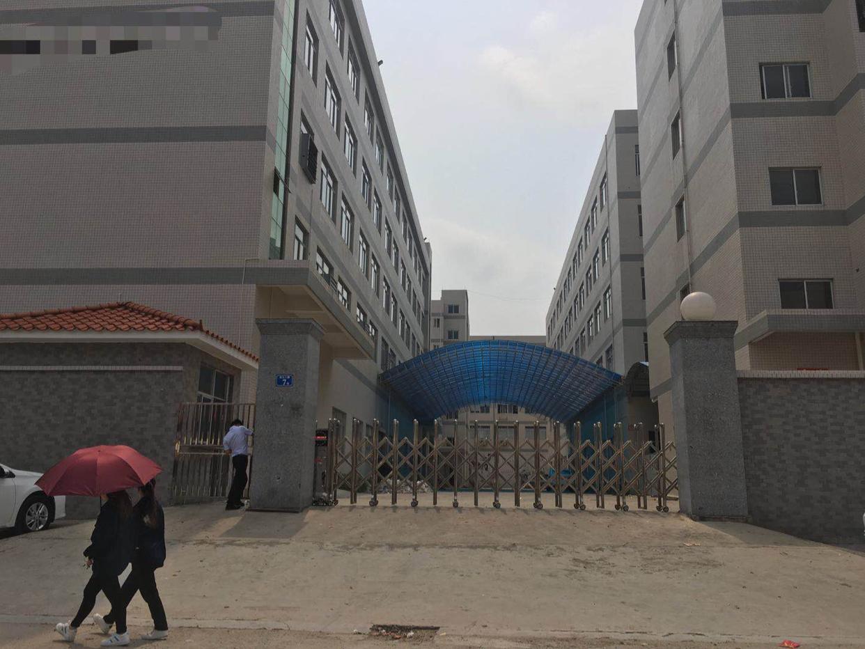 塘厦超长年限50年深圳旁10650平厂房出售