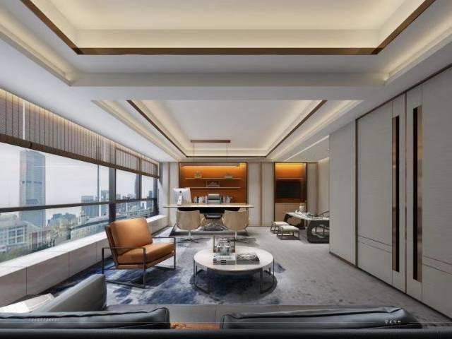 天河区靠鱼珠地铁口300米空中复式办公室出租