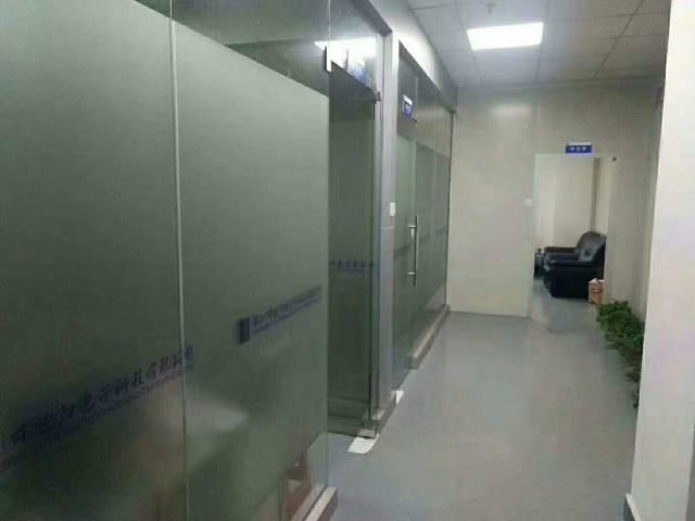 福永新出楼上无尘车间1300平方带豪华装修-图3