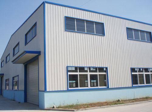 工业园区独栋厂房6000平证件齐全