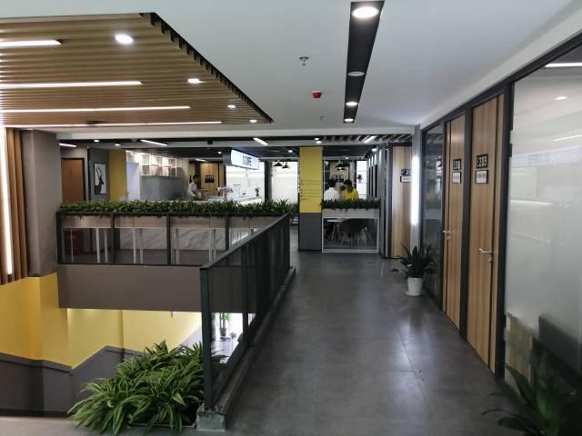 龙华新城市花园3-40人办公室商、住双红本