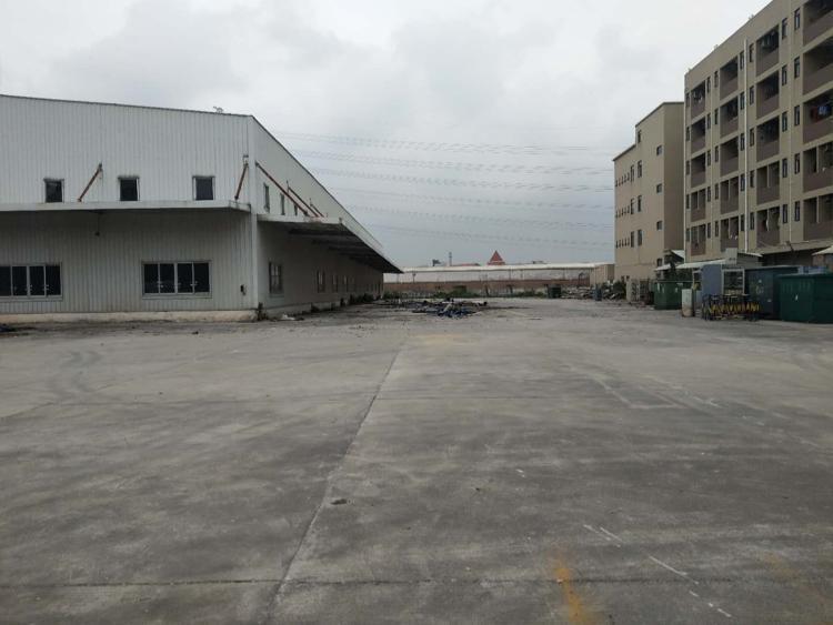 东莞环城路边3600平米仓库出租