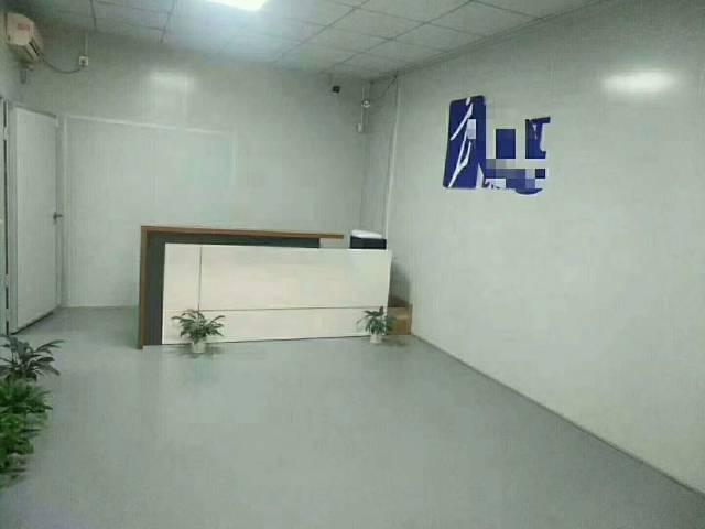 福永白石夏新塘工业区楼上整层1500平米实际面积厂房招租