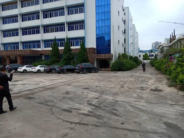 横岗六约新出独院一楼2500平,层高6.2米-图2