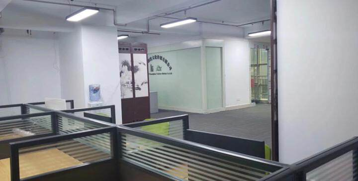 观澜社保局旁边,东昌国际大厦精装修写字楼出租图片4