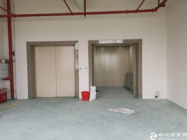 南栅靠长安厚街全新重工业厂房出租每层3000平米,证件齐全-图2