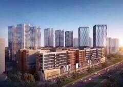 大型产业园区高层产研大厦375平方一户,低于市场写字楼价格
