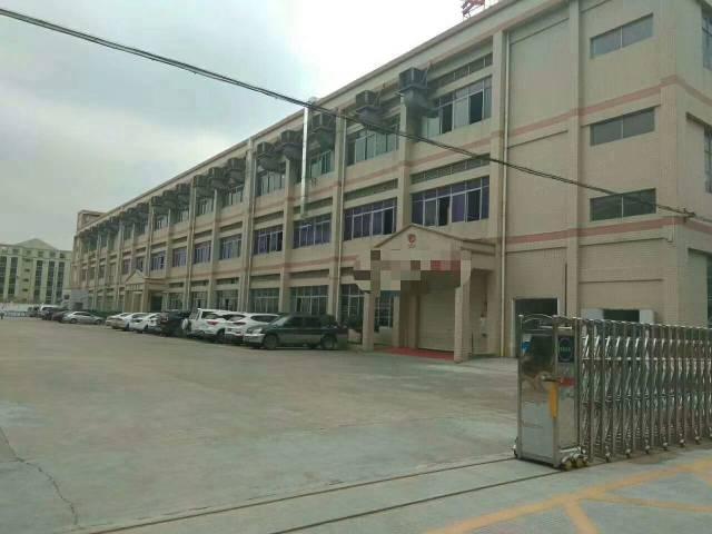 80米宽一线大路边厂房出售 占地11700平米,建筑5000