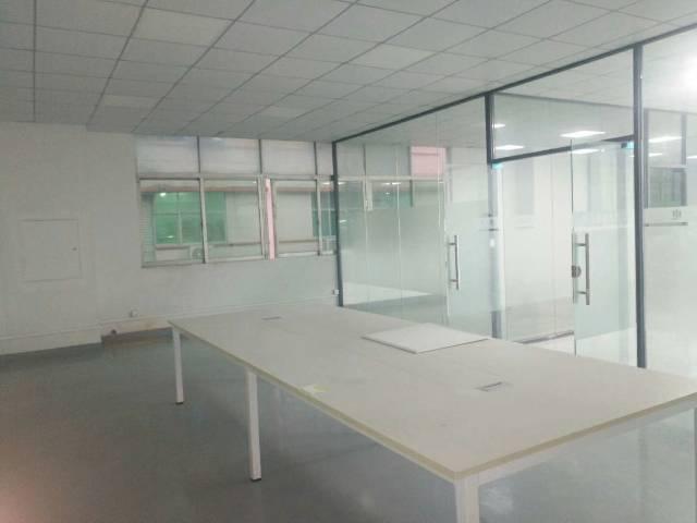 福永地铁口楼上精装修厂房1380平-图5