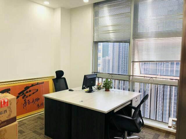 福永精装小户型办公室可注册可办租赁红本可供小面积客户创业图片4