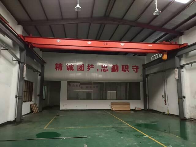长安镇沿江高速出口独门独院钢构厂房6000平,大小面积可分租