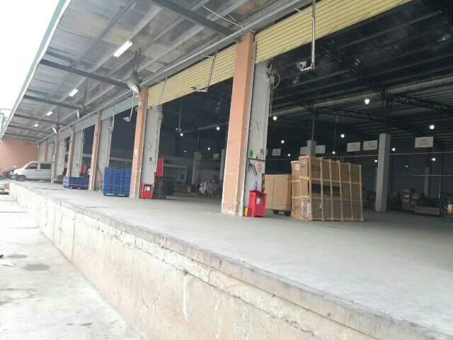 深圳宝安国际机场隔壁新出1楼标准物流仓库
