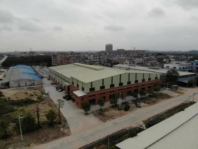 博罗县新出全新钢构园区厂房证件齐全-图2