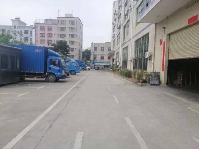 龙岗中心城原房东独院厂房,二楼1300平实际面积,精装修-图2