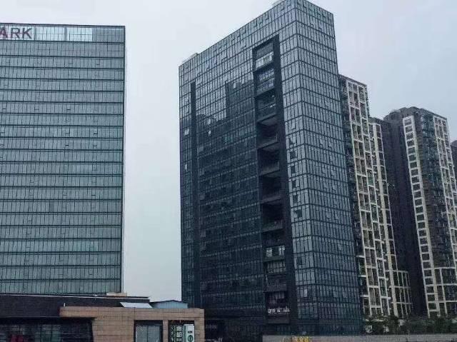 木棉湾地铁站甲级写字楼348平带家私出租