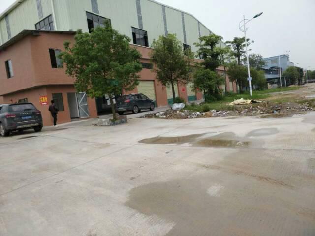 惠州市惠城区新出标准物流仓钢结构厂房8000平