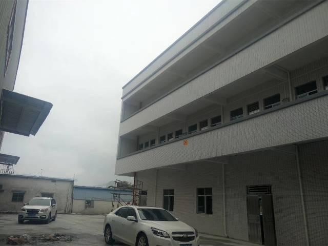 惠州市园洲镇新出独门独院9米滴水钢构厂招租,厂房面积3200-图2