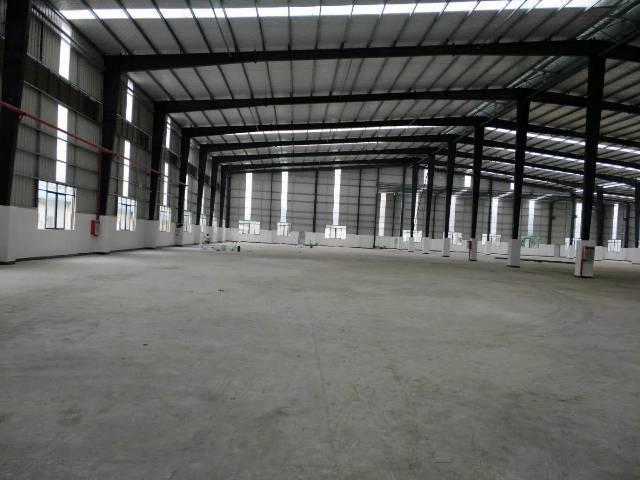 博罗县新出全新钢构园区厂房证件齐全-图3